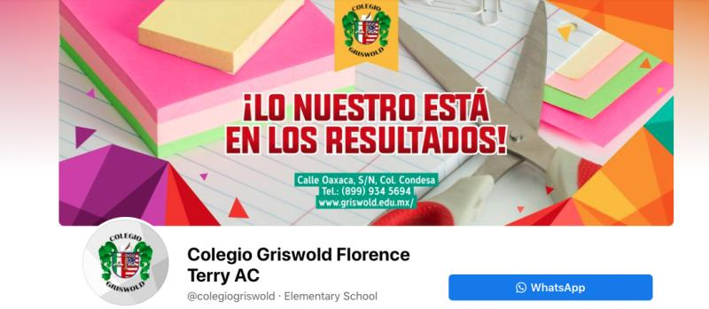 Colegio Griswold Florence Terry