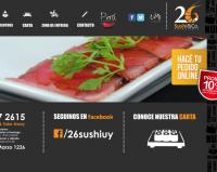 26 Sushi & Co Montevideo