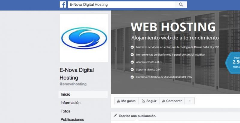 e-Nova Digital Hosting