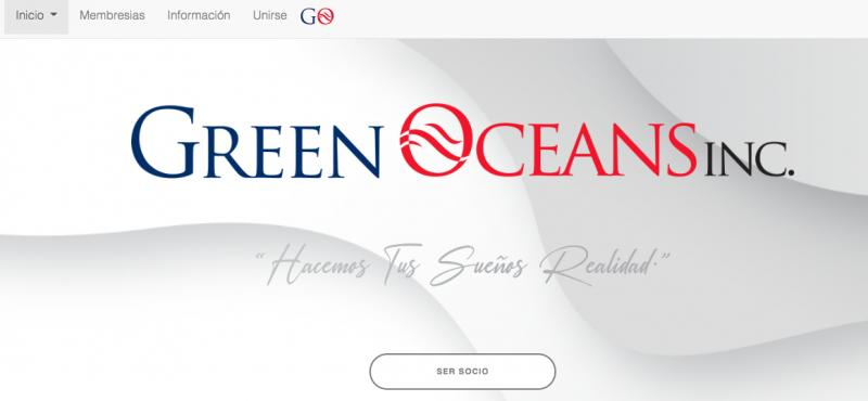 Green Oceans Inc.