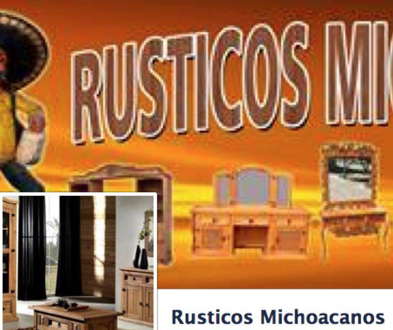 Muebles Rusticos En Mexico Pictures to pin on Pinterest
