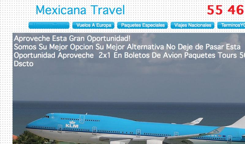 Mexicanatravel.net
